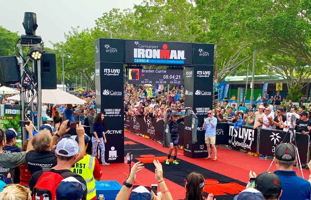 Cairns Airport Ironman Asia-Pacific Championship 2020