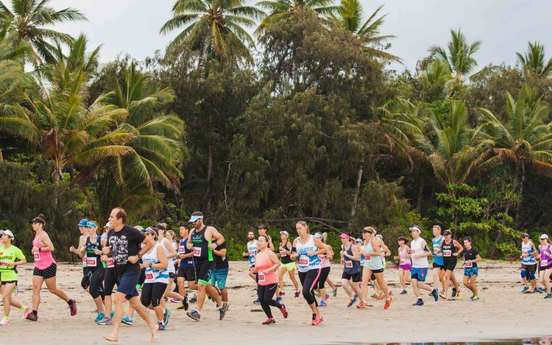 Great Barrier Reef Marathon 2018