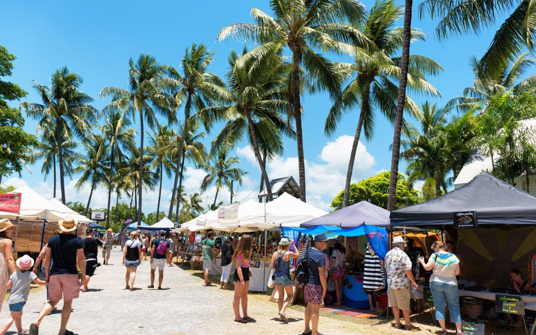 Markets in Port Douglas