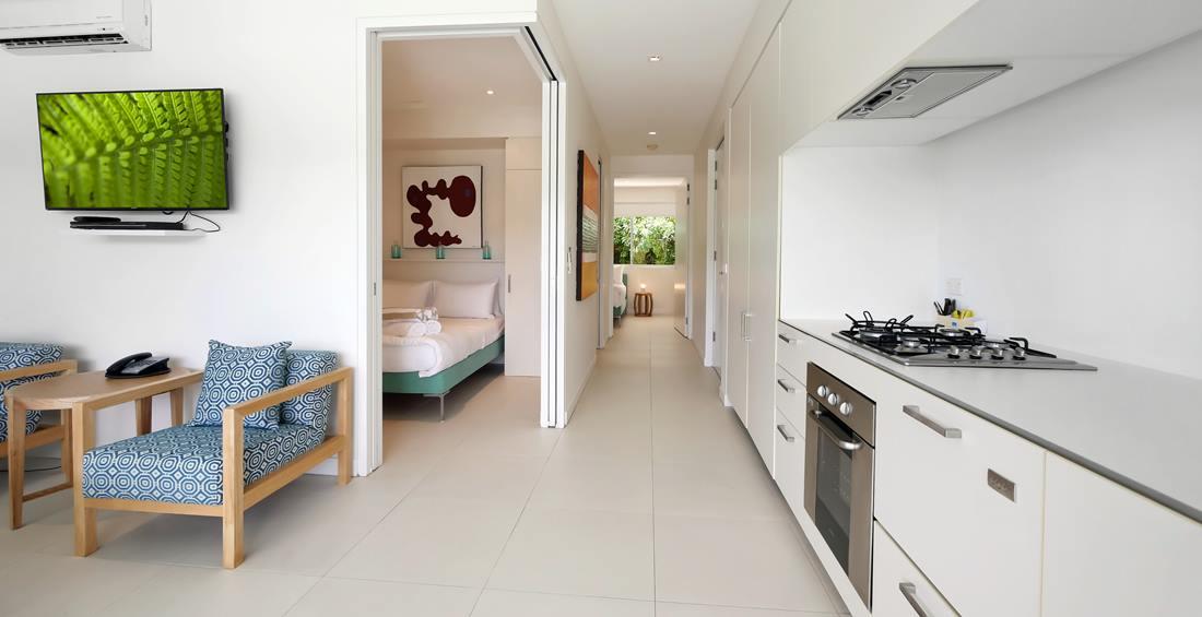 2 & 3 Bedroom Pool View Apartments | Pool Resort Port Douglas